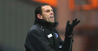 Gus Poyet: Brighton boss frustrated by another draw