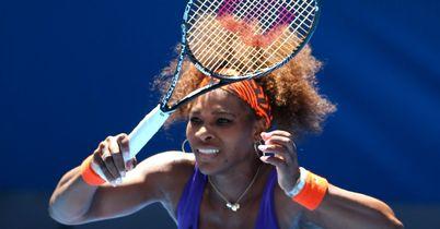 Serena Williams: Beat Ayumi Morita in third round