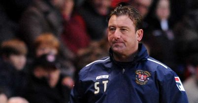 Steve Thompson: Caretaker boss wants permanent Blackpool job