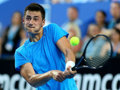 Bernard Tomic: Positive start to 2013 for the Australian