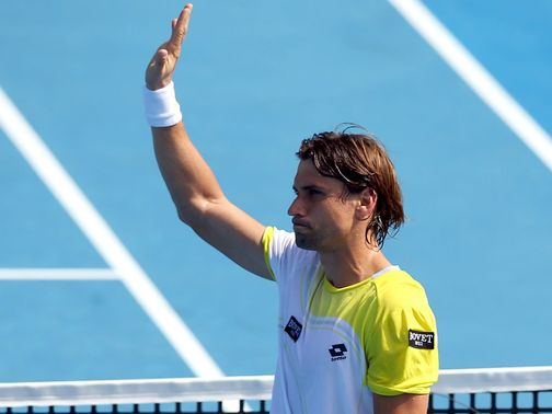 Ferrer: Faces Kohlschreiber in the final