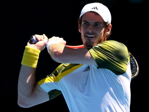 Andy Murray: Looking to turn up the heat