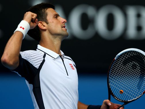 Novak Djokovic: Made to work hard by Radek Stepanek