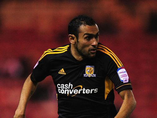 Ahmed Elmohamady: Scored a late winner for Hull