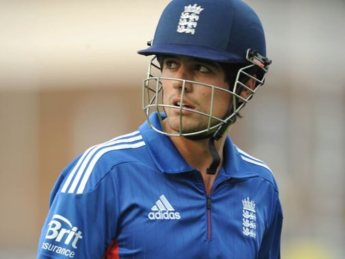 Alastair Cook: Won't dwell on heavy defeat