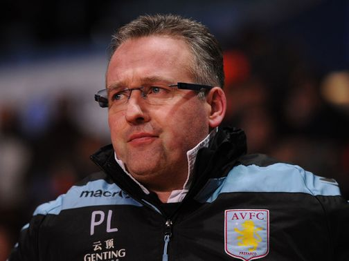 Paul Lambert: Looking to avoid a second cup exit of the week