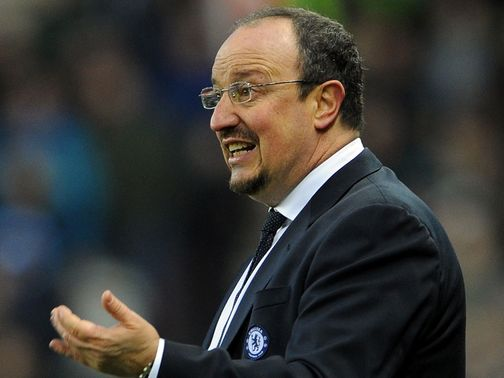 Benitez: Feels he has support in some sections