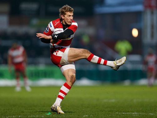 Twelvetrees came off the bench to help Gloucester win