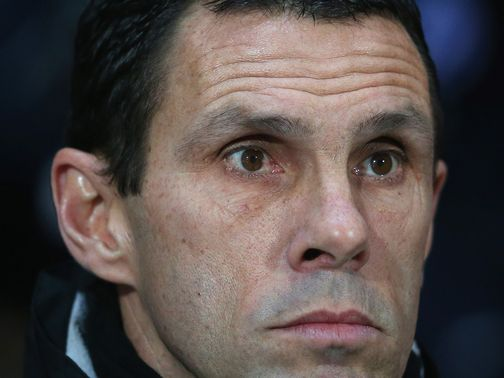 Gus Poyet: Linked with the Chelsea job