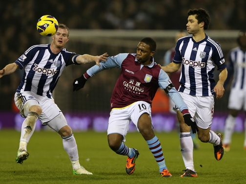 Charles N'Zogbia impressed against West Brom