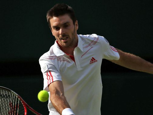 Colin Fleming: Second doubles title of the year
