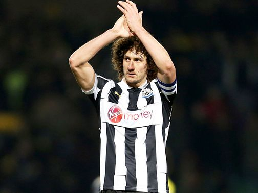 Fabricio Coloccini: Big worry for Newcastle