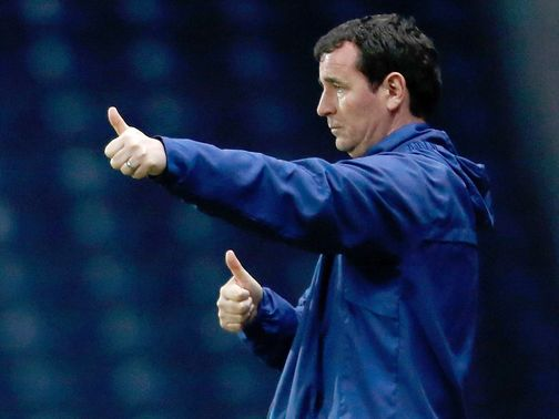 Gary Bowyer: Favourite to succeed Appleton at Blackburn