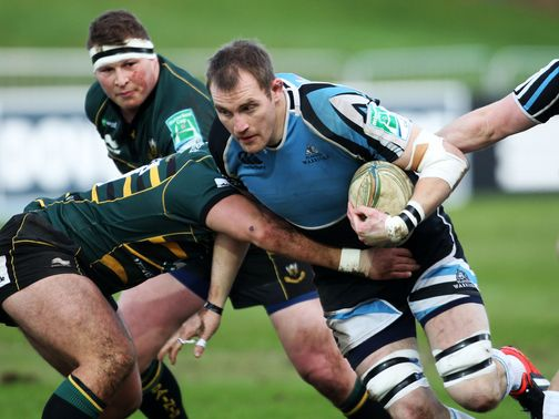 Alastair Kellock in action for Glasgow