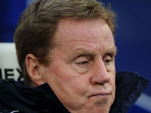 Redknapp: On the lookout for new plauers