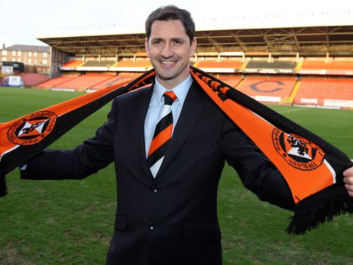 McNamara: Agrees Dundee United deal