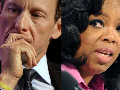 The Armstrong and Winfrey interview will be aired this week