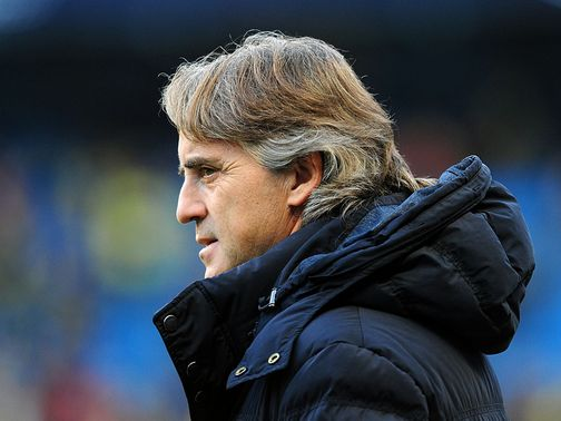 Roberto Mancini: 'I didn't have any problem for this'