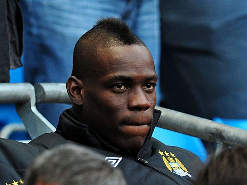 Mario Balotelli: Linked with move back to Italy