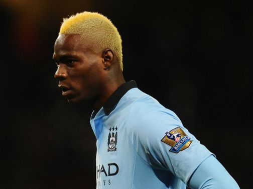 Mario Balotelli: Has been linked with a move