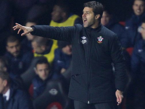 Pochettino wants Southampton to use the confidence they gained v United