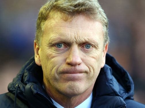 David Moyes: Surprised by Adkins exit