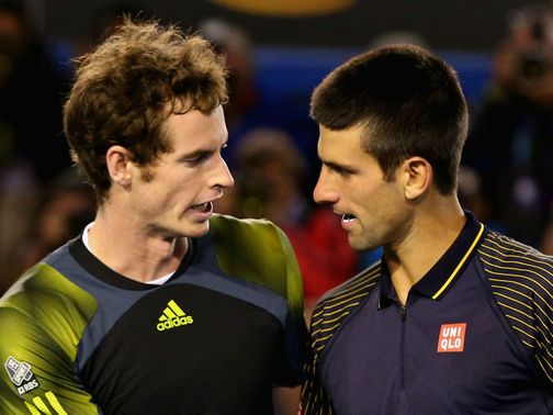Murray and Djokovic: Rivalry will run and run