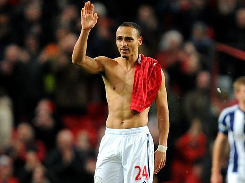 Peter Odemwingie: Has handed in a transfer request