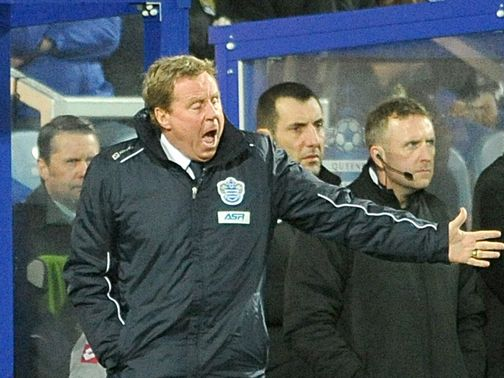 Redknapp: Looking to recruit before transfer deadline