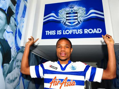 Loic Remy: Joined QPR on Wednesday