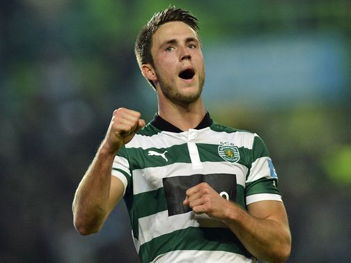 Ricky van Wolfswinkel: Could play for Norwich next season