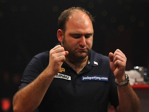 Scott Waites: New BDO world champion