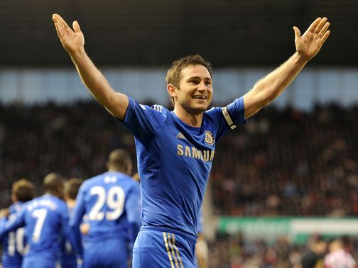 Frank Lampard: Looking for home improvement in the league