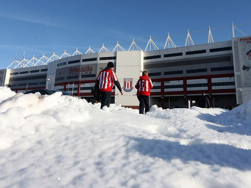 Britannia Stadium: Stoke want to add 1,800 seats