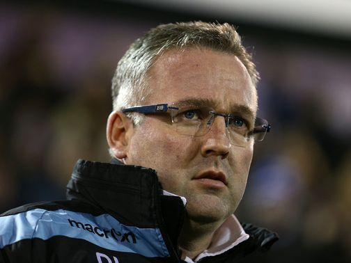 Lambert: Disappointed to lose a two-goal lead