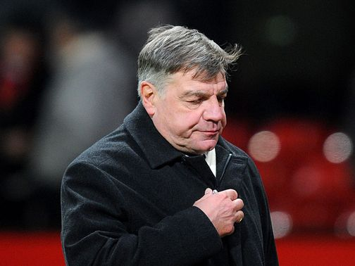 Sam Allardyce: FA charge