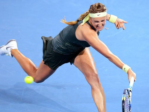 Victoria Azarenka: Ruled out with toe injury