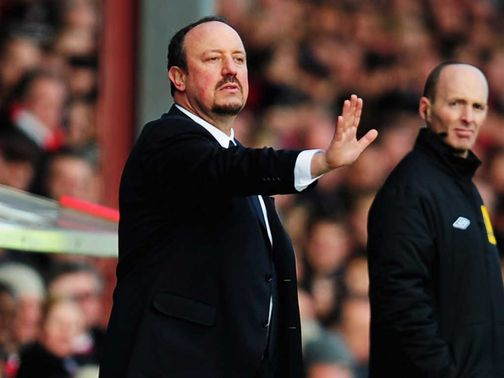 Benitez: Says three-game ban is enough for Hazard