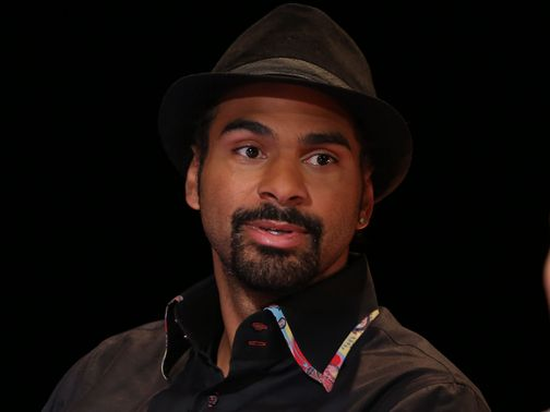 David Haye: Worried Vitali Klitschko will call it quits.