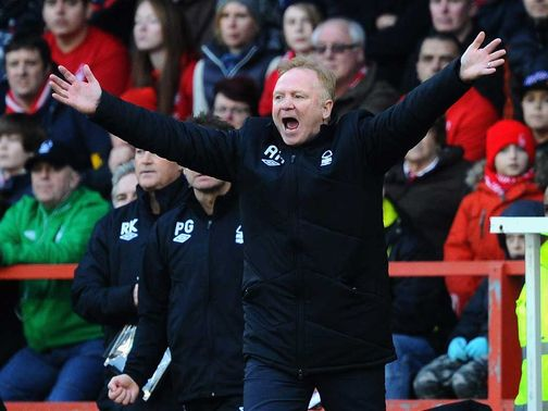 Alex McLeish and Forest can get three points at Birmingham