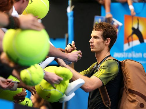 Andy Murray: No boycott talks