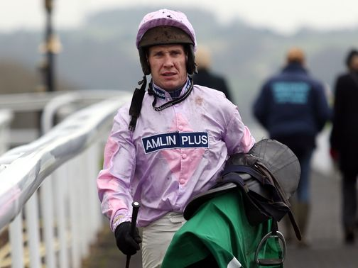 Richard Johnson: Opening winner at Fontwell