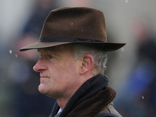 Willie Mullins: Sends Twigline to Sandown