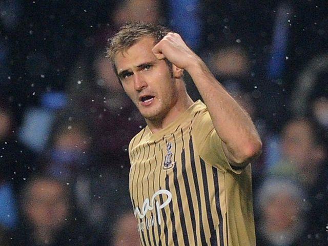 James Hanson: Match-winning goal