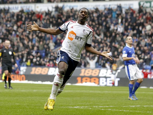 Marvin Sordell: Scored winner from the spot