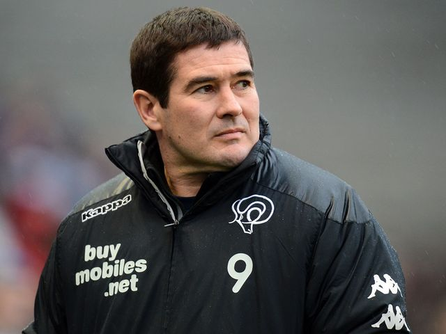 Nigel Clough: Pleased with point in the end against Bolton