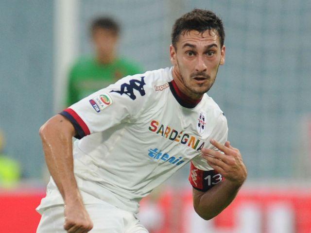 Davide Astori: Italy international defender