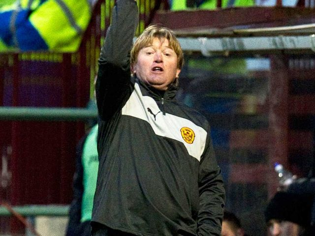 Stuart McCall: Left frustrated after defeat
