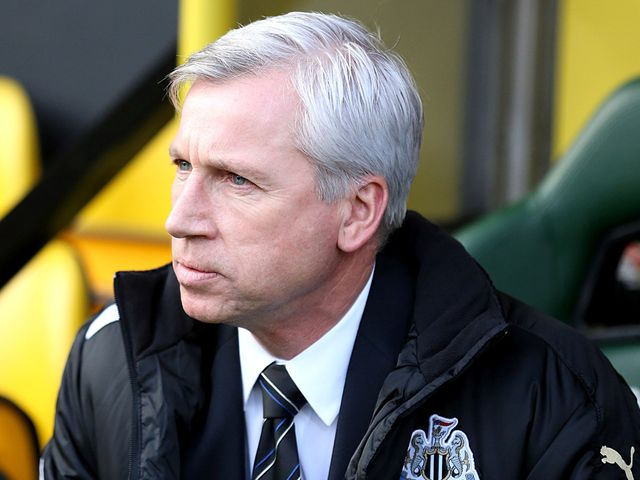 Alan Pardew: Delighted with Coloccini contribution