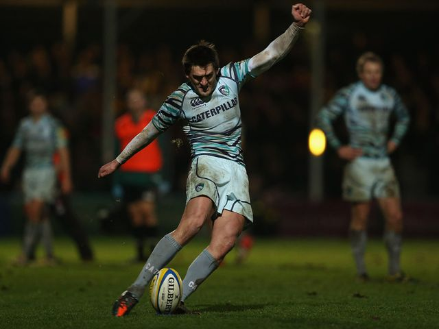 Toby Flood helped his side claim a dramatic victory